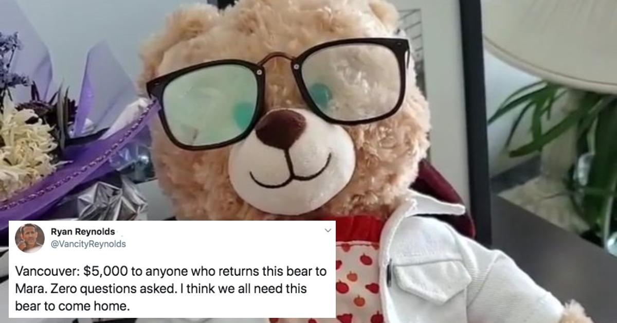 featured bear
