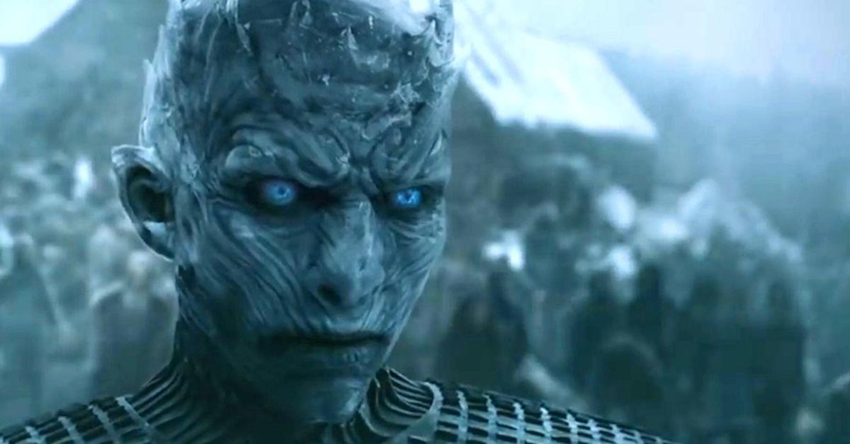 night king cover