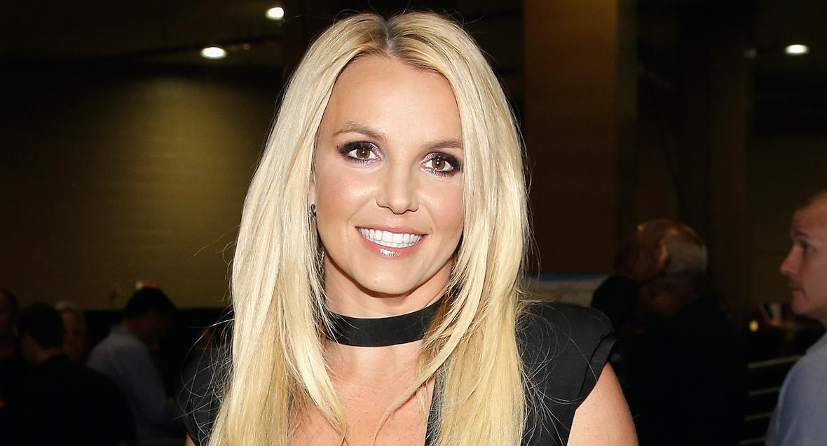 britney spears topic page