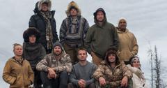 Season 7 cast of 'Alone.'