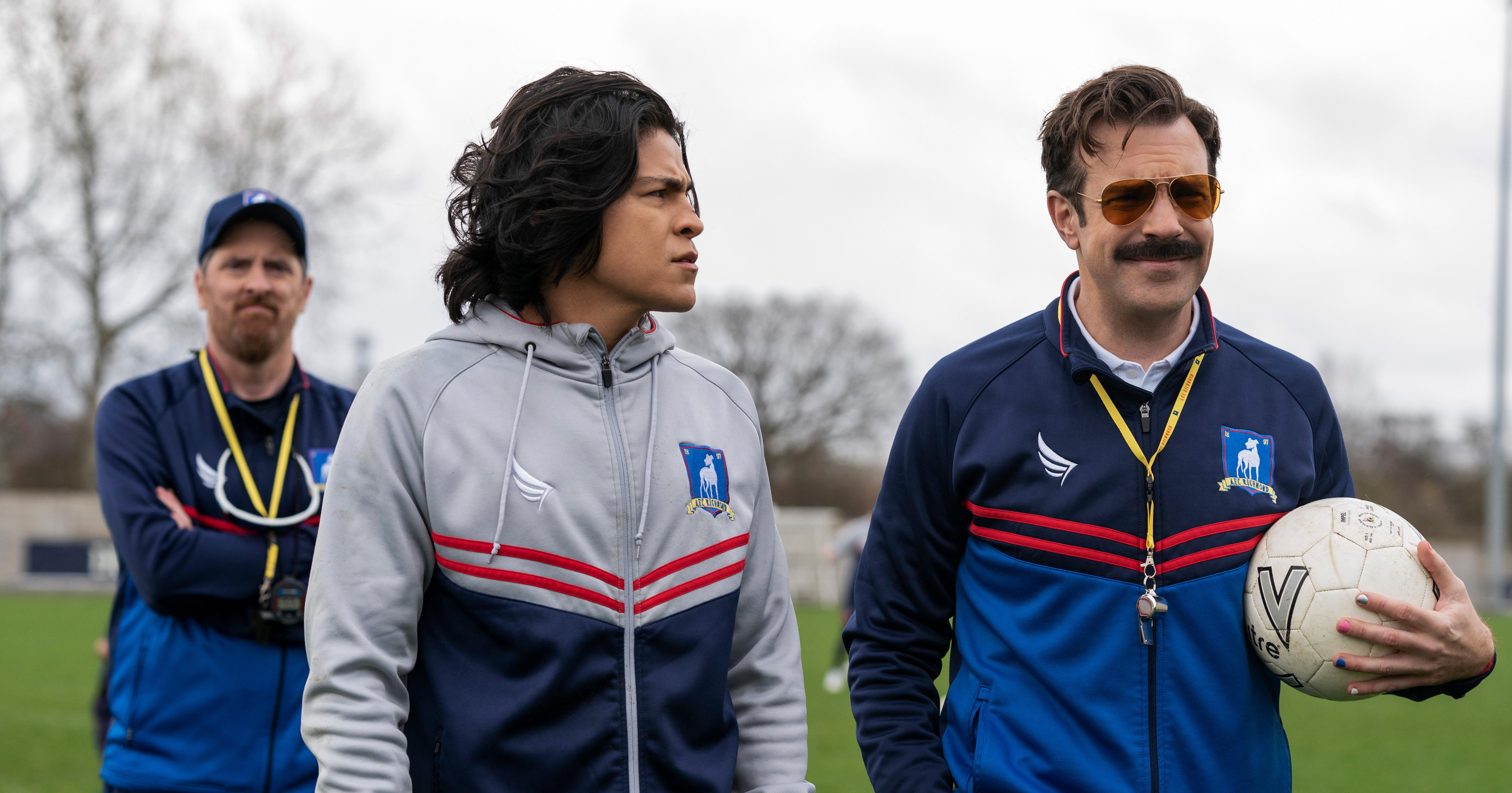 Dani Rojas has the yips in 'Ted Lasso'