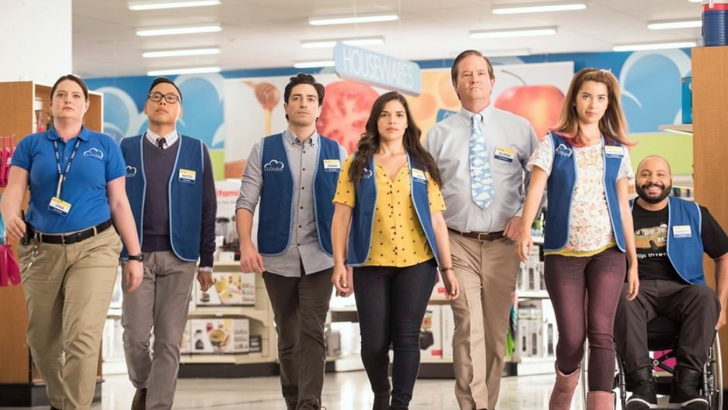 Superstore ends