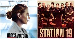 Grey's Anatomy and Station 19