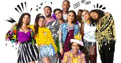 The cast of the show 'Grown-ish'