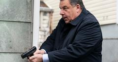 Anthony looking for a criminal on 'Blue Bloods'