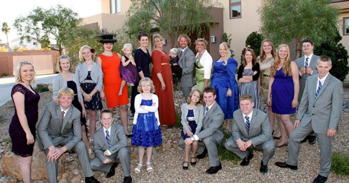 How Many Kids Do the 'Sister Wives' Really Have?