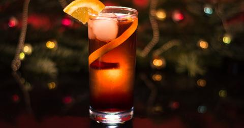 pixabay holiday cocktail