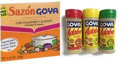 goya alternative products