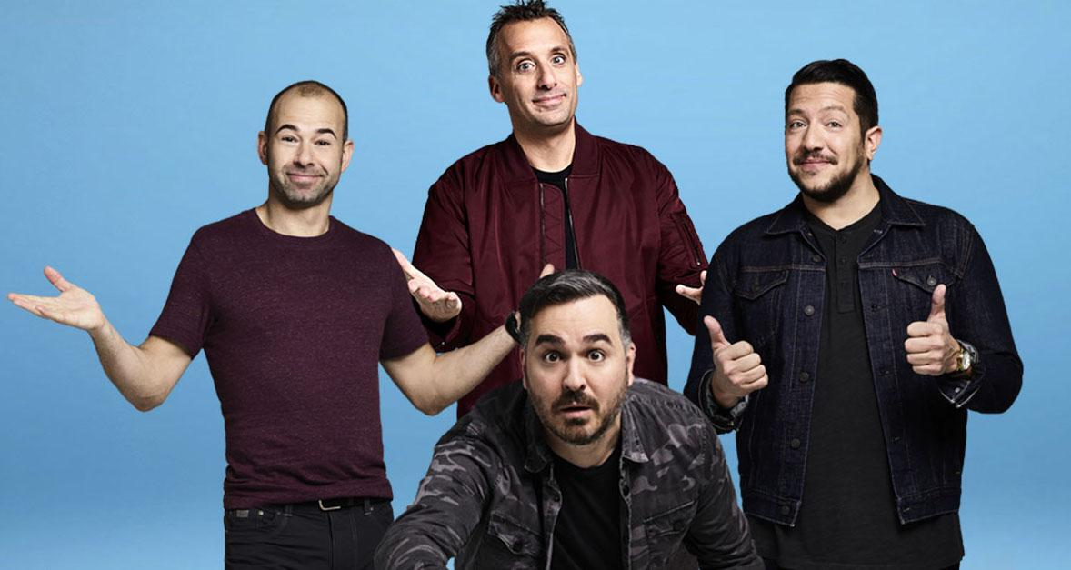impractical jokers topic page