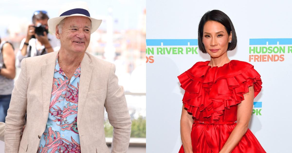 Bill Murray, Lucy Liu