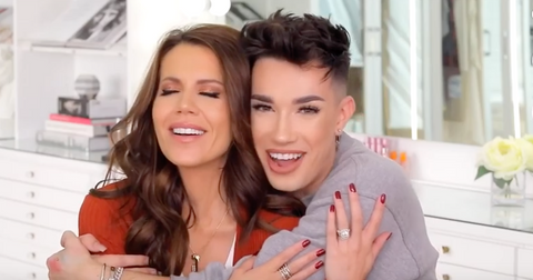 Beauty bloggers James Charles and Tati Westbrook end their friendship