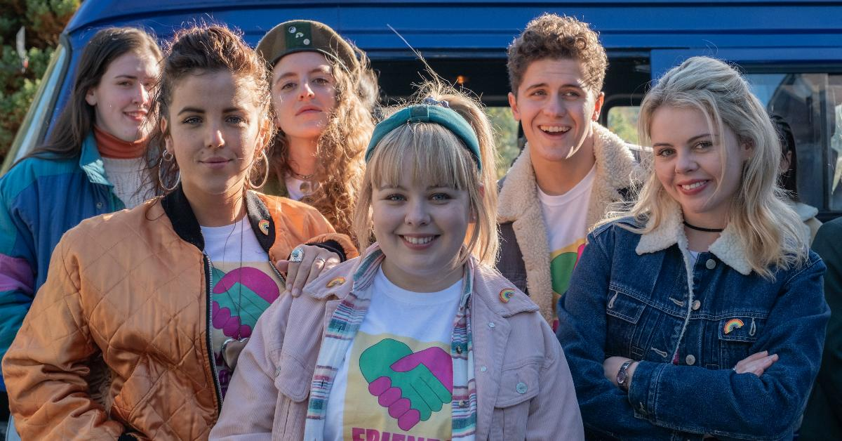 derry girls rock the boat dance