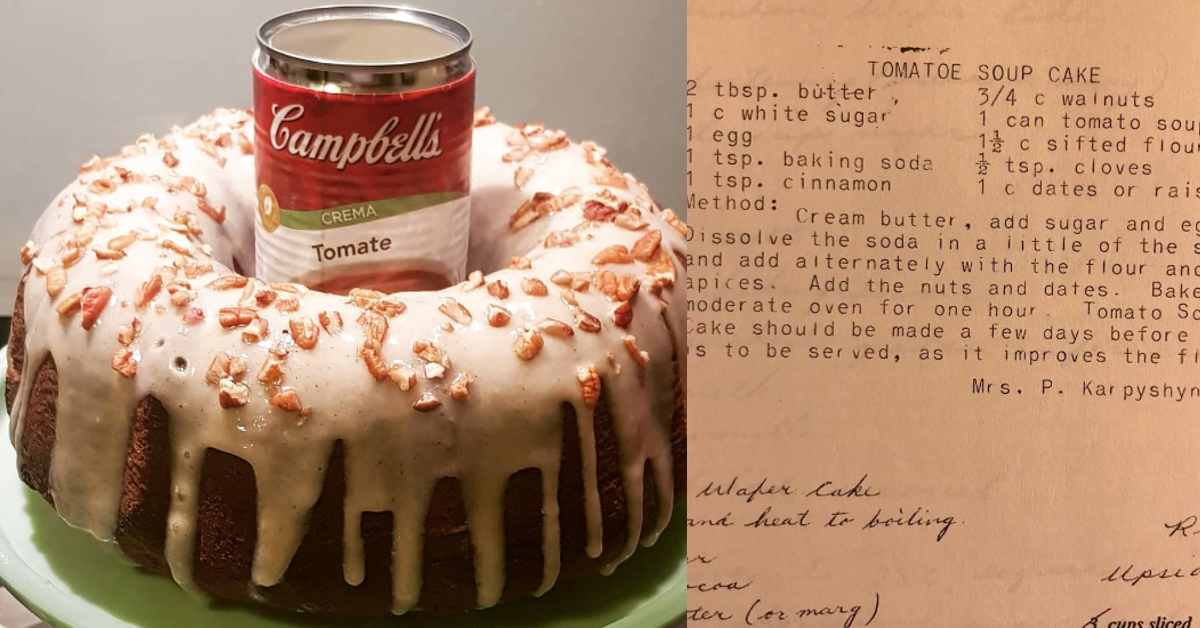 20 Old School Recipes That People Used to Actually Eat