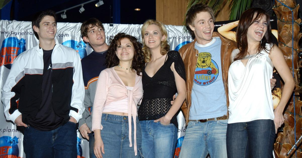 [sophia bush and chad michael murray]Chad Michael Murray Thinks a 'One Tree Hill' Reboot Is Almost Inevitable