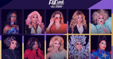 rpdr all stars season  cast