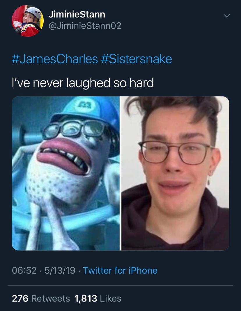 24 James Charles Memes to Cope with the Tati Westbrook Beef