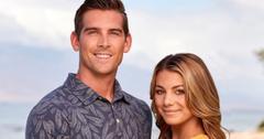 Erin and Corey on 'Temptation Island'