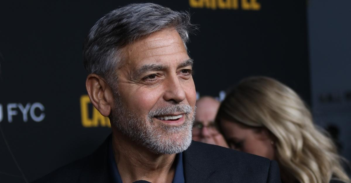 George Clooney Spills the Details About That Time He Gave 14 Friends $1 Million Each