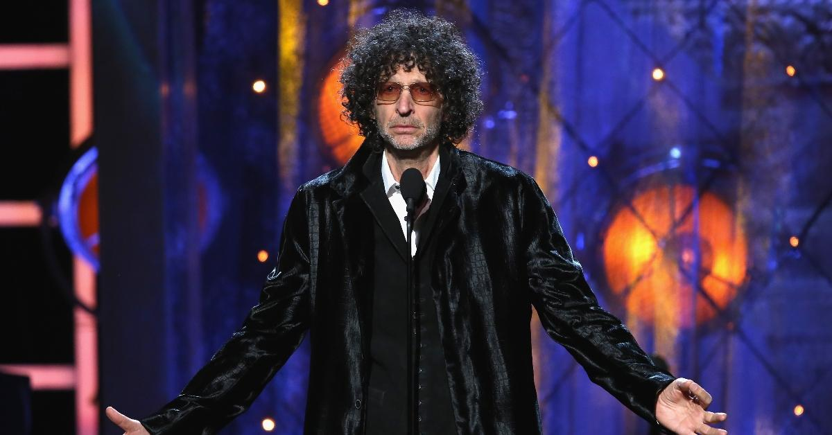 featured howard stern