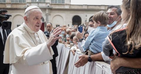 pope francis gay civil unions