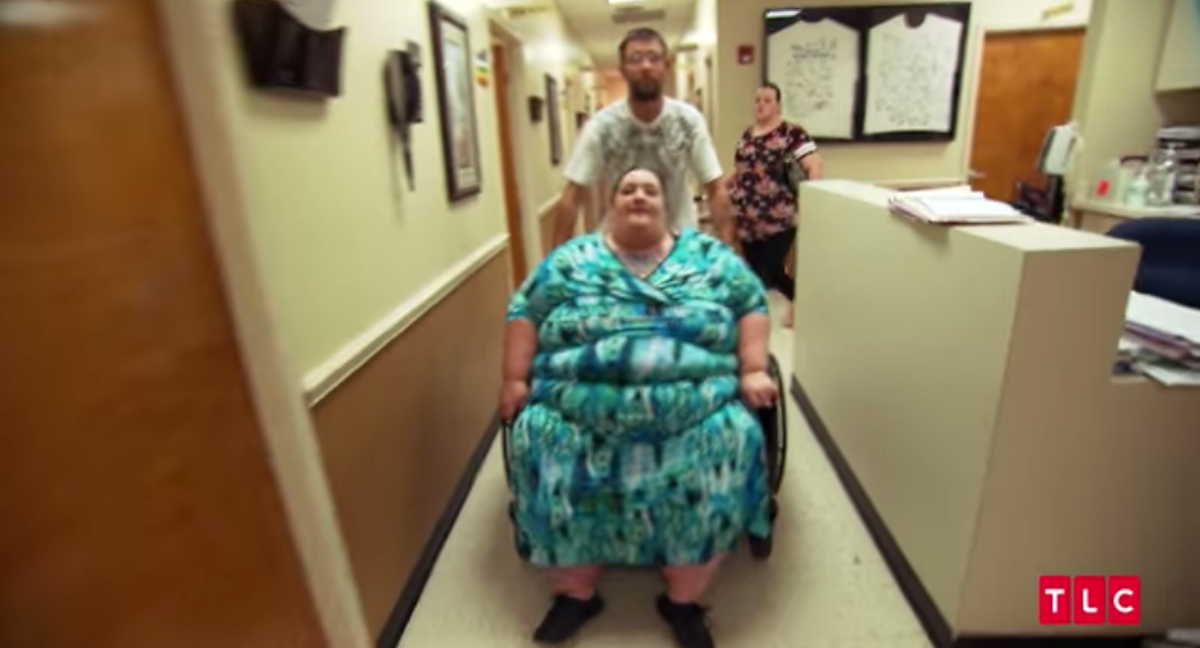 Angie J from 'My 600-lb Life'