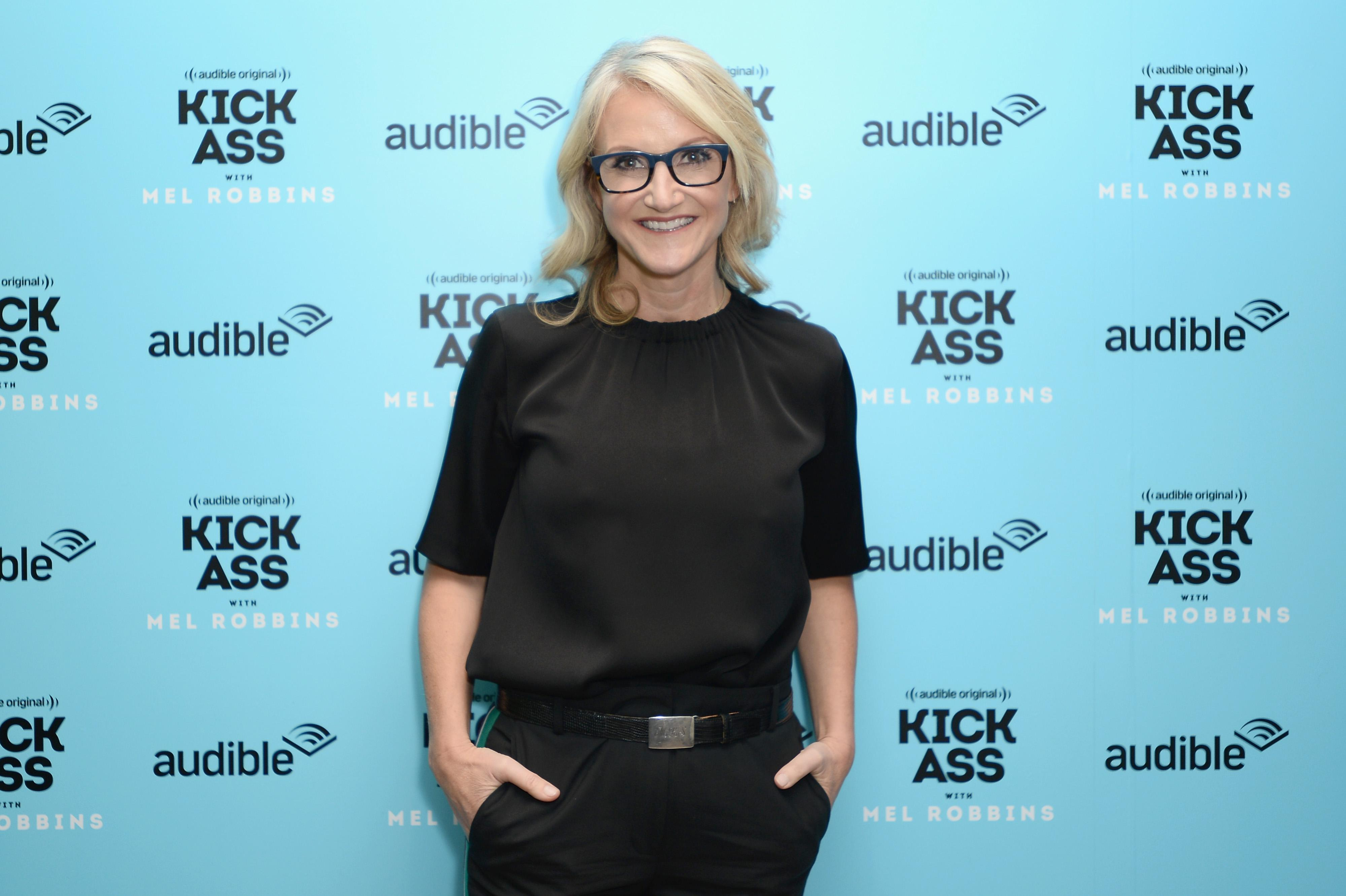 what happened mel robbins show