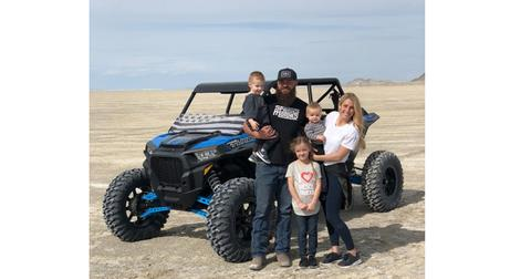 Meet the wives and kids of the 39 diesel brothers 39 cast - Dave sparks instagram ...
