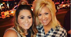 Victoria and Theresa Caputo