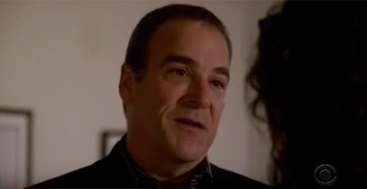 Gideon on Criminal Minds
