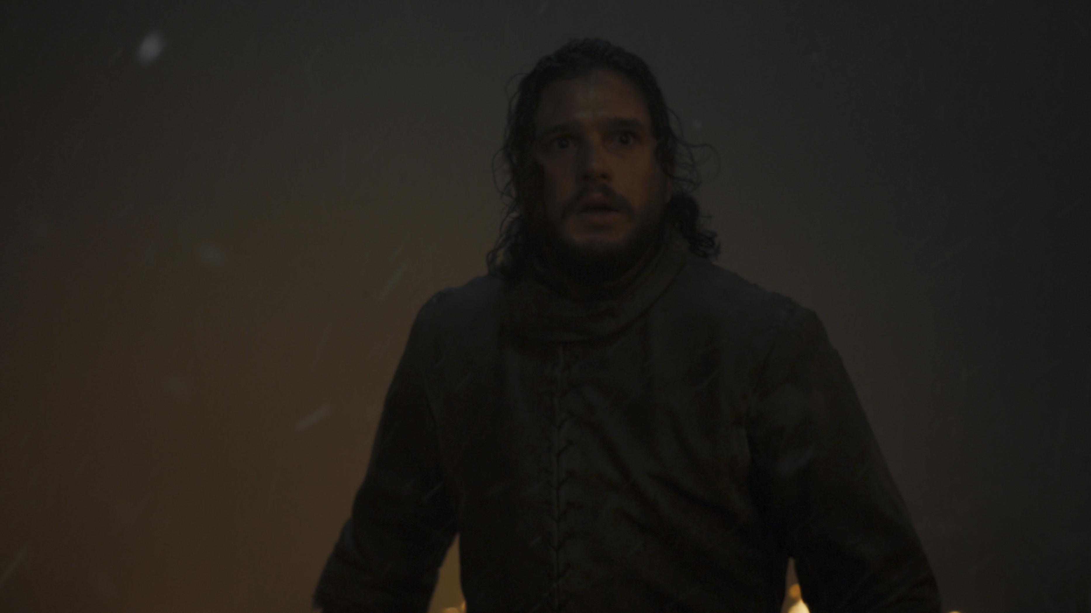 game of thrones season  episode  jon snow