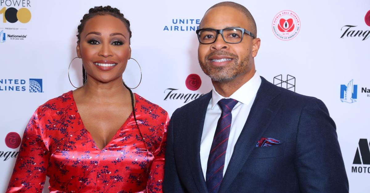 Mike Hill with hot, Wife Cynthia Bailey