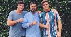 how did dolan twins dad die