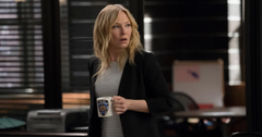 who is the father of amanda rollins baby on svu