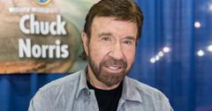 where is chuck norris now