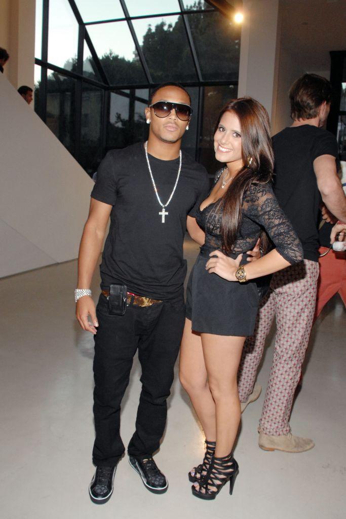 Miller who is girlfriend romeo Cymphonique Miller