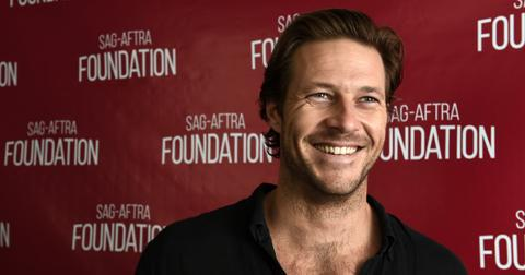 Luke Bracey has no wife
