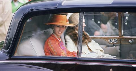 princess anne attempted kidnapping
