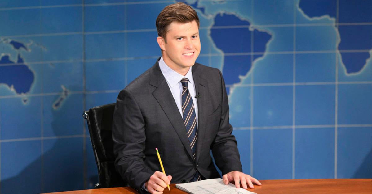 Colin Jost在SNL上