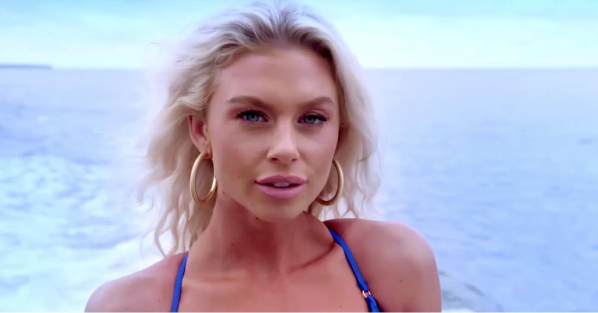 Kelsey on Love Island