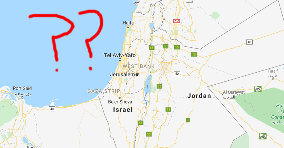 Image of: Why Has Palestine Been Removed From Google Maps In 2020 Details