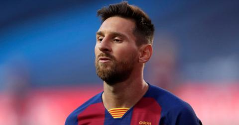 messi leaving barcelona