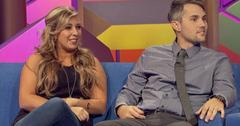Ryan Edwards on the set of 'Teen Mom OG' Reunion with Mackenzie