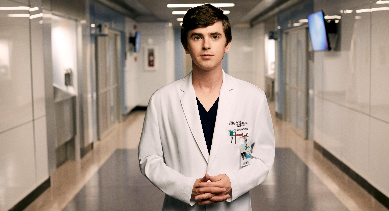 Shaun Murphy in 'The Good Doctor'