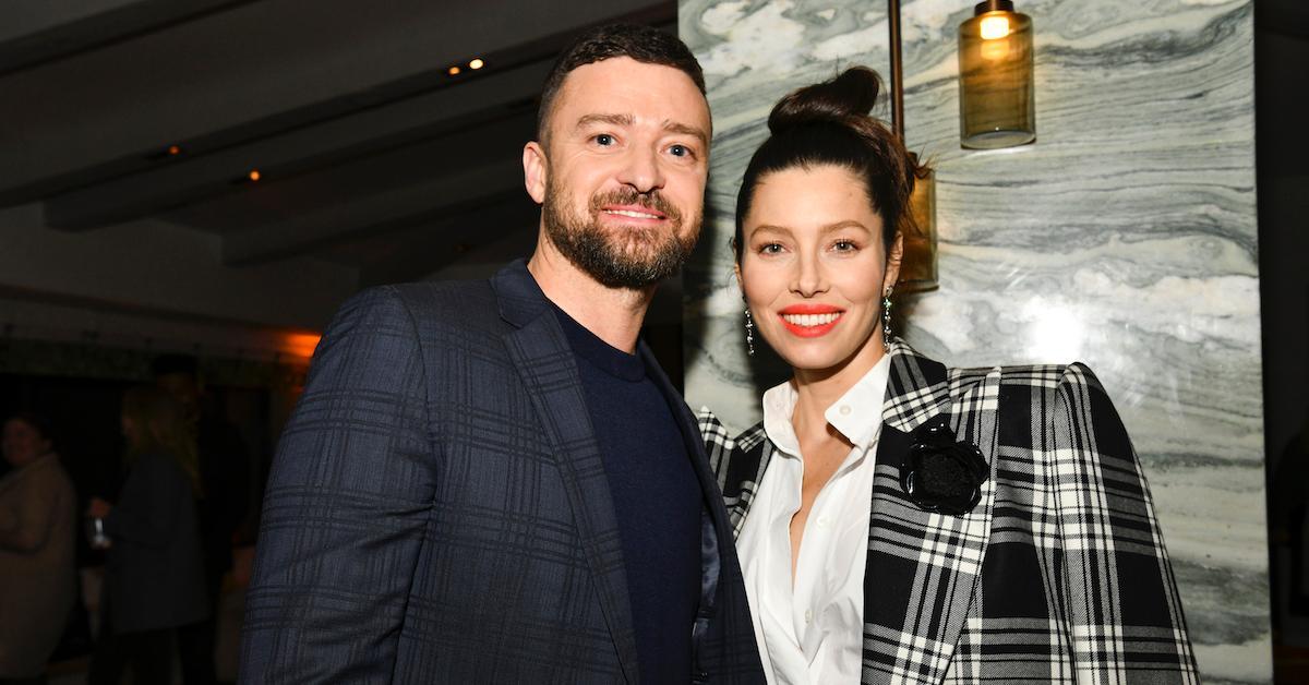 Jessica Biel Justin Timberlake宝贝