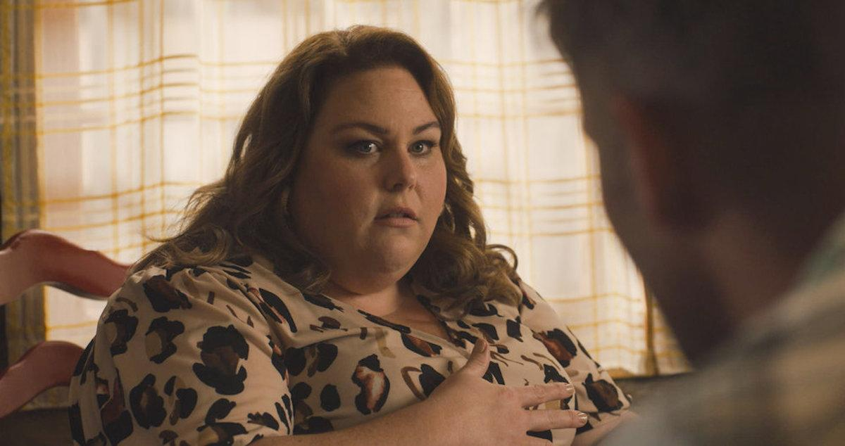 Chrissy Metz as Kate Pearson on 'This Is Us.'