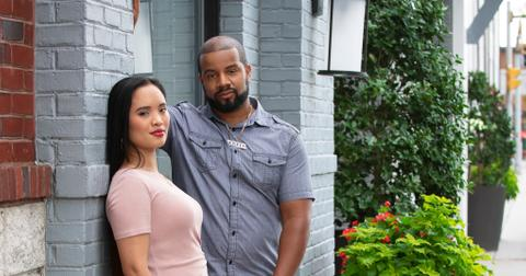 are tarik and hazel married  day fiance