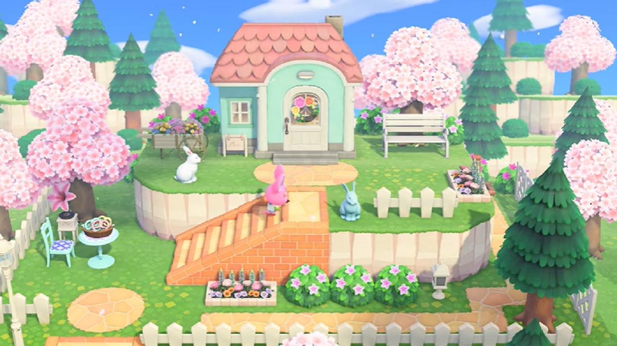 Animal Crossing: Happy Home Paradise