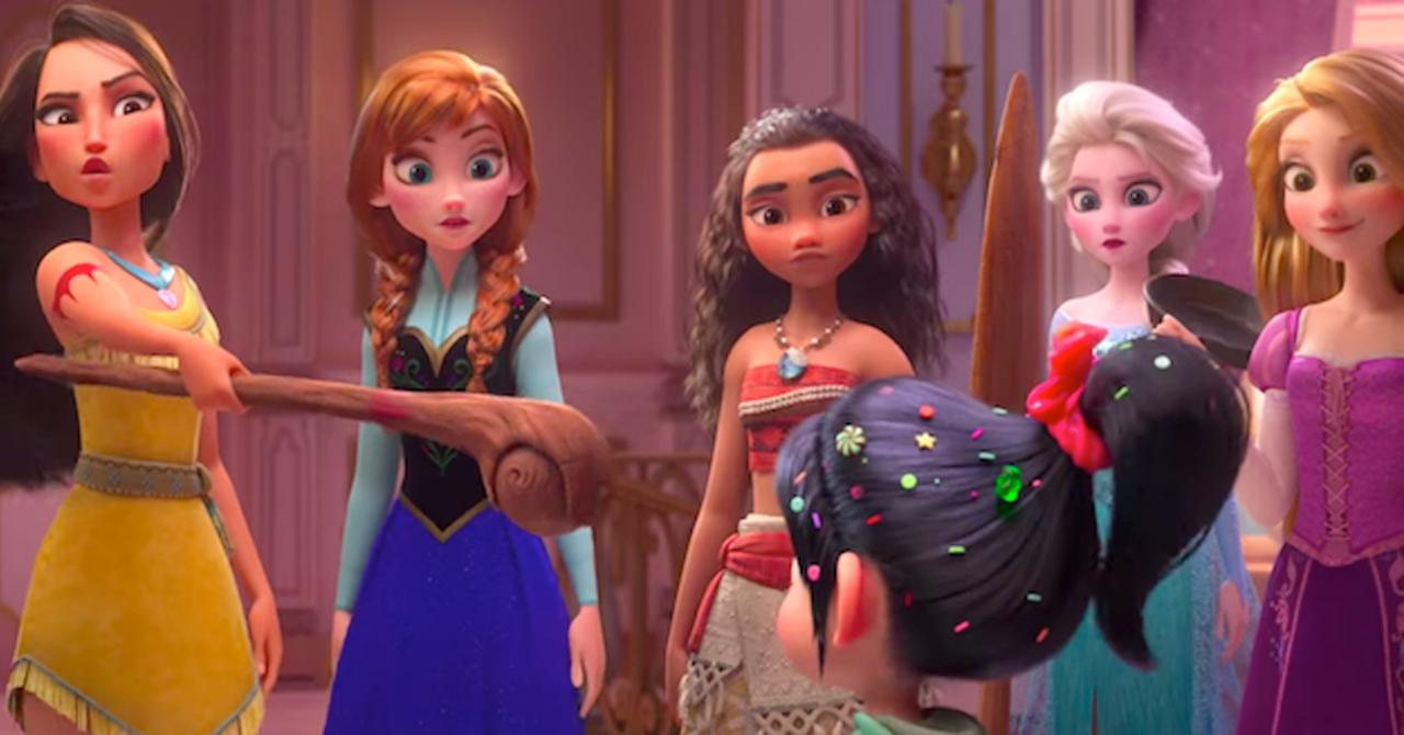 The Reasons Behind Disney Princesses Designs