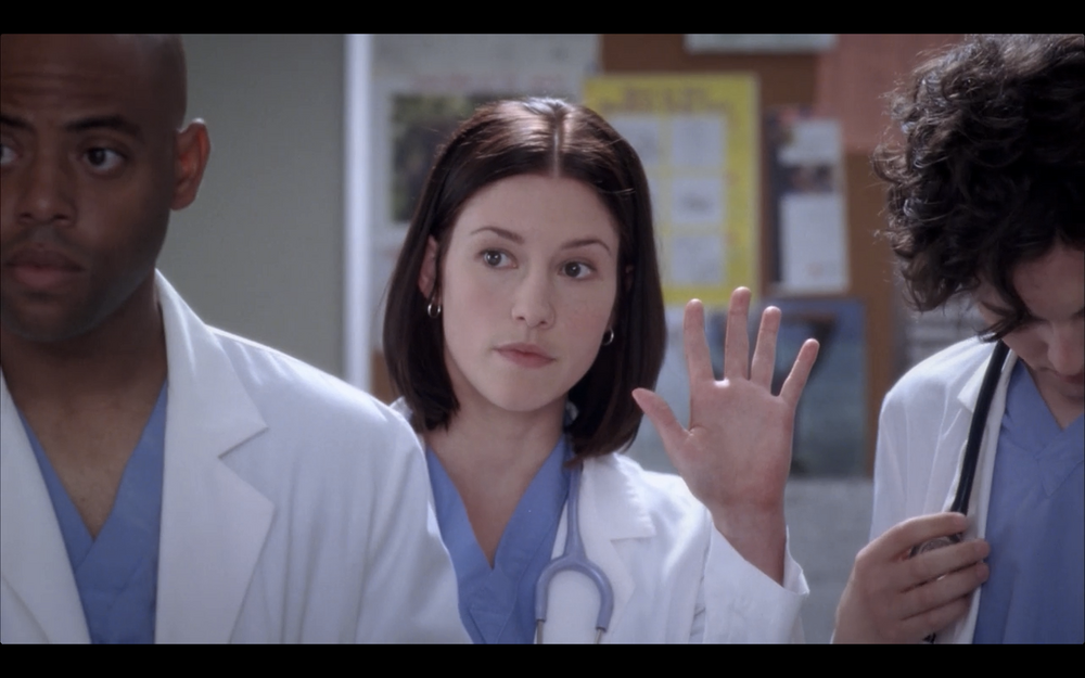 Chyler Leigh on 'Grey's Anatomy'