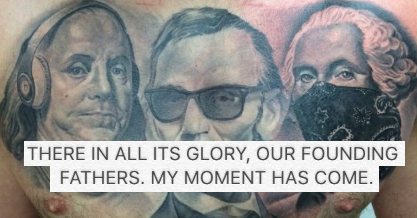 8e66d8a758fa2 This Woman's Dating Story Might Restore Your Faith in Tinder AND Tattoos